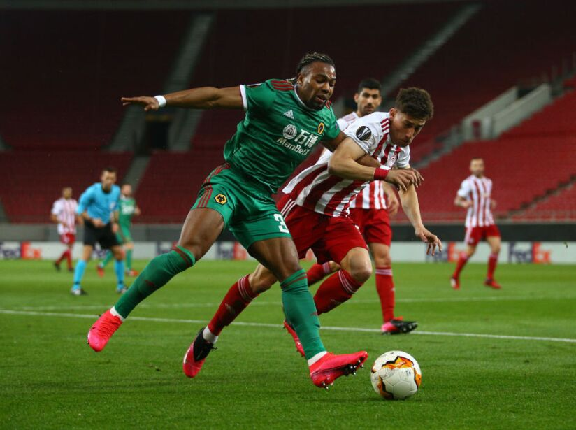 Olympiacos FC v Wolverhampton Wanderers - UEFA Europa League Round of 16: First Leg