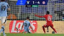 Regalos al Bayern en Champions... como si los necesitara.