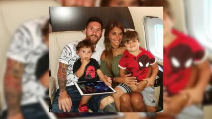 ¡De lujo! Éste es el jet privado de Messi