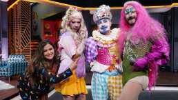 Faisy se convierte en drag queen y luce increíble