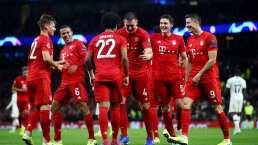 Bayern Múnich rompe récord histórico en la Champions League