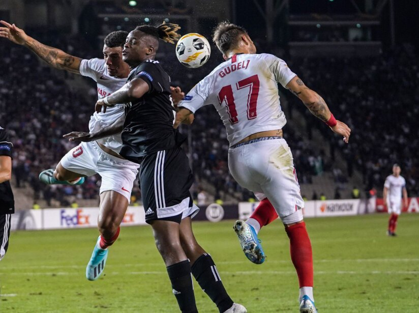 Qarabag vs Sevilla, UEFA Europa League, 4.jfif