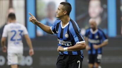 Inter despachó al Brescia en la J29 de la Serie A | Los de Conte apalearon 6-0 al Brescia y lo hunden en la general; Inter aún podría competir por el título.