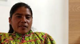 La corredora rarámuri que puso en alto a México con huaraches