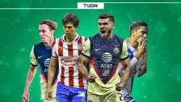 ¡Fiesta azteca! Los mejores goleadores mexicanos están en Liguilla