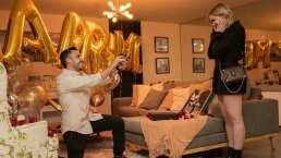"""Actriz de """"El Señor de los Cielos"""" recibe romántica propuesta de matrimonio"""
