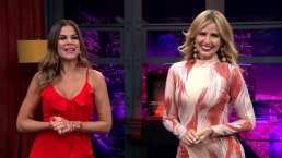 Raquel Bigorra y Vielka Valenzuela juntas de nuevo 'presentando telejuegos'