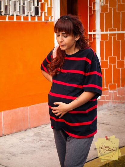 """Romina Marcos protagoniza este capítulo de la décima temporada de 'Como dice le dicho': """"Donde comen dos, comen tres"""""""