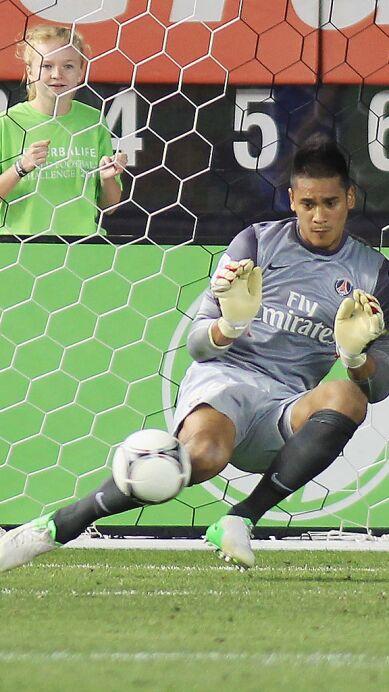 Paris Saint-Germain v Chelsea FC
