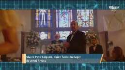 Juan Ángel, hijo de Jenni Rivera, dedica sentidas palabras a Pete Salgado