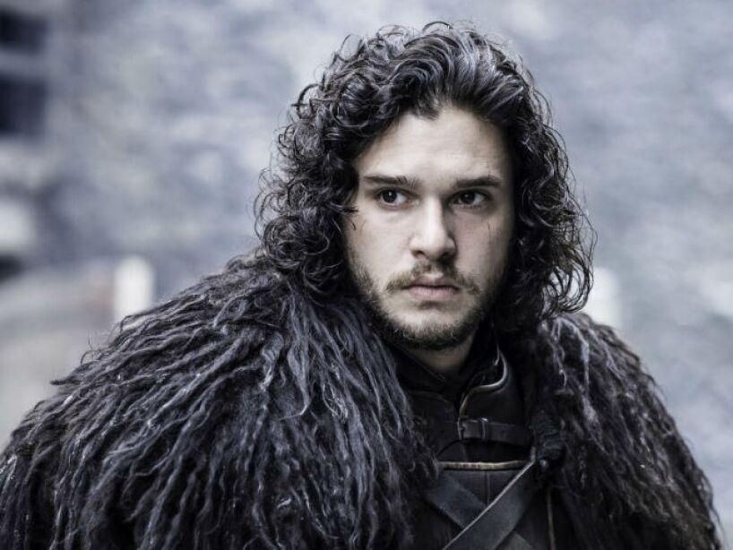 6. Jon Snow: Interpretado por Kit Harington, su aparente muerte en Game of Thrones desquició al público.