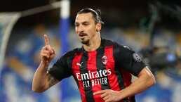 Zlatan Ibrahimovic reaparece con Milan tras mes y medio lesionado