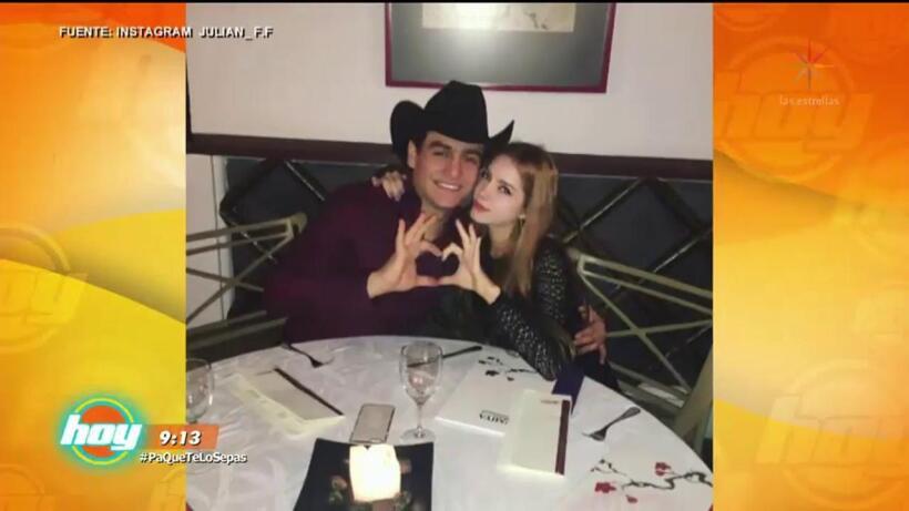 ¡Julián Figueroa se casa!