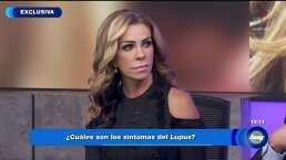 Rocío Sánchez Azuara explica todo sobre la enfermedad de su fallecida hija