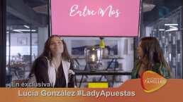 ¡Entrevista exclusiva con #LadyApuestas!