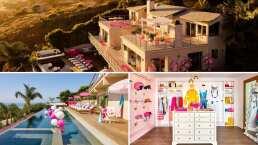 ¡Ya puedes ser Barbie por un día!: Rentan su mansión en Malibú