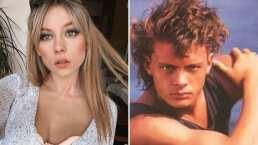 A Ester Expósito le gusta Luis Miguel y lo demuestra bailando uno de sus éxitos