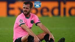 ¡Pide más minutos! Pjanić 'manda recadito' a Koeman en Barcelona