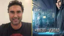 Eduardo Yáñez regresa a la televisión mexicana en 'Sin miedo a la verdad'