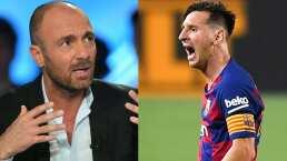 Dugarry levanta polémica tras crítica a Messi