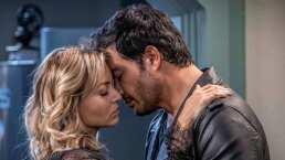 Andrés Palacios cuenta cómo fue grabar las escenas de amor con Angelique Boyer para 'Imperio de Mentiras'