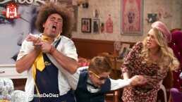 """""""¡Nos vamos a separar!"""": Gaby y Plutarco dan por terminada su relación en 'Una Familia de Diez'"""