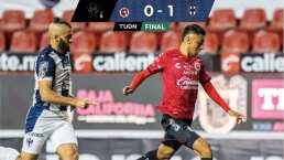 Monterrey se lleva la ventaja 0-1 en la Ida de la Final de Copa MX
