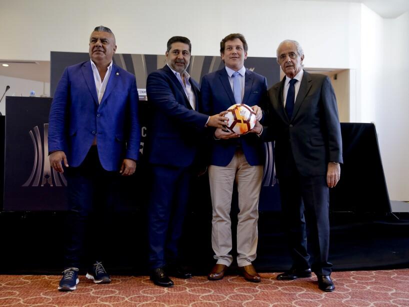 Argentina Copa Libertadores Final