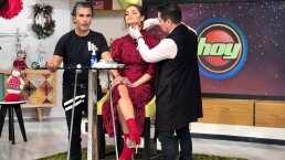 Marisol González no se quedó con las ganas de seguir puliendo su belleza
