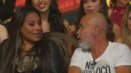 Radamés confiesa su crush por Toñita y ella lo alburea
