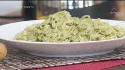 El ABC de la pasta: Cómo preparar Pesto (Parte 2)