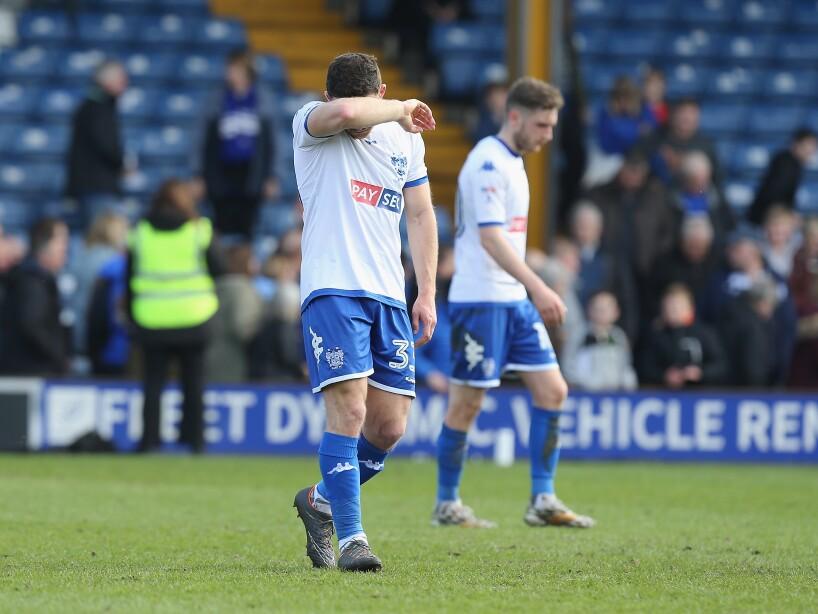 Bury v Northampton Town - Sky Bet League One