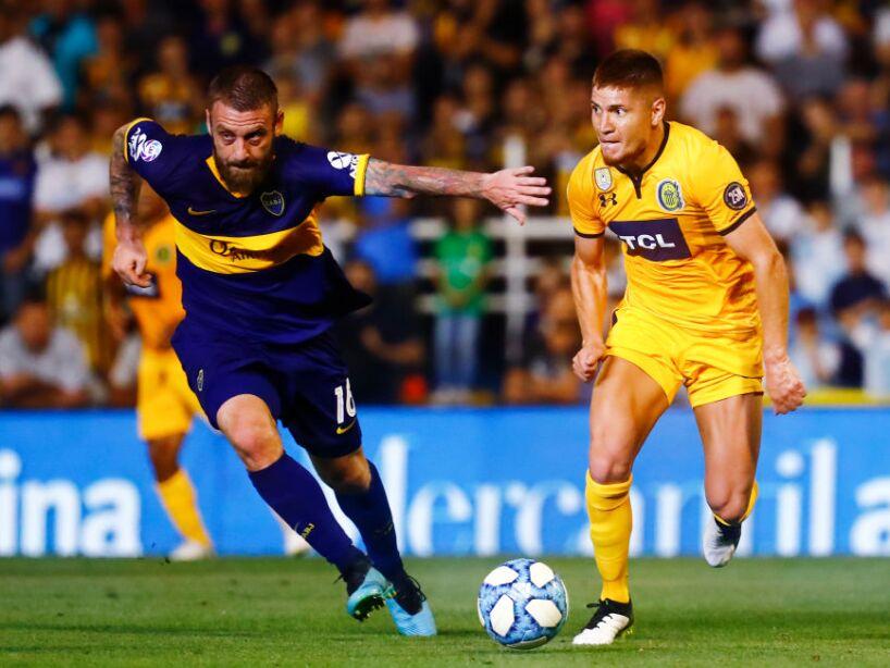 Rosario Central v Boca Juniors - Superliga 2019/20