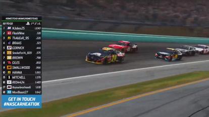 Con la presencia de dos pilotos de los Stock Cars en la vida real, se compitieron dos carreras por XBox y PS4.