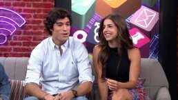 DGeneraciones: Michelle Renaud y Danilo Carrera hablan sobre cómo fue que se enamoraron