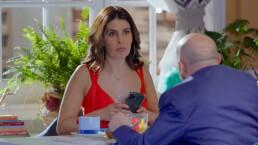"""""""¿Te escribes con tu ex novio?"""": Luis se molesta con Silvita por sus """"amistades"""""""
