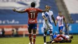 Anderson Julio se irá de San Luis a otro equipo en México por falta de pagos