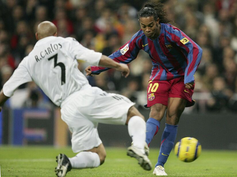 Real Madrid v F.C. Barcelona