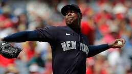 Aroldis Chapman de los NY Yankees tiene coronavirus
