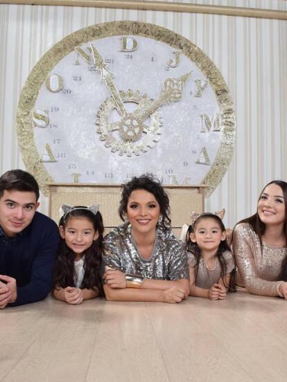 Karla Luna no solo tuvo hijas con Américo Garza, también fue madre de Estephany y Rubén. Conoce a los cuatro hijos de 'La Lavandera' y qué fue de ellos tras su trágica muerte