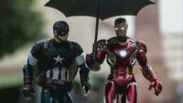 """Capitán América y Iron Man: El """"Bromance"""" que causa sensación"""