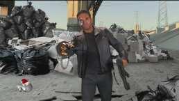 El mejor Cuento de Sammy del 2019: Terminator
