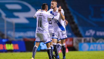 Tundieron a los Diablos en el Cuauhtémoc | Puebla goleó al Toluca 4-1 en la séptima fecha del Guard1anes 2020 de la Liga BBVA MX.
