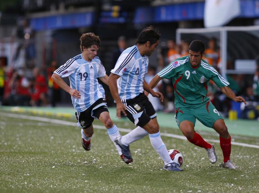 Argentina v Mexico: FIFA U-20 World Cup Quater-finals