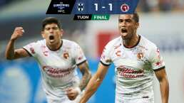 El 'Vasco' y los Rayados sufren en la Liga BBVA MX