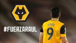 Wolverhampton abre micrositio para apoyar a Raúl Jiménez