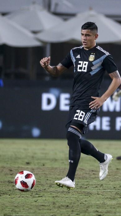 Argentina Guatemala Soccer