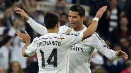 Jersey de Chicharito en Real Madrid, más cotizada que la de CR7 ¡con todo y firma!