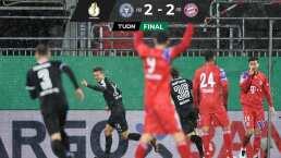 ¡Extra, extra! Echaron al Bayern München de la Copa Alemana