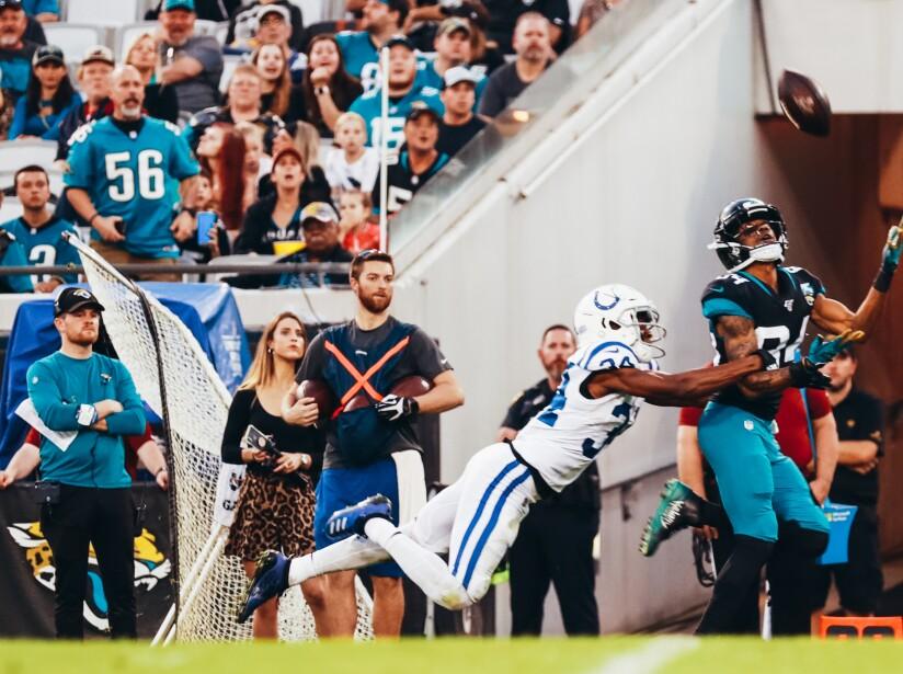 Indianapolis Colts vJacksonville Jaguars